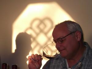 Mike & Benovia logo shadow